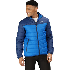 Regatta Freezeway Jas Heren, oxford blue/prussian